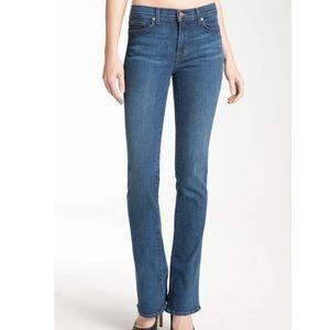 J Brand Janey' Super Slim Bootcut Jeans